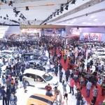 Indonesia International Motor Show (IIMS) selalu ramai pengunjung