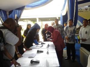 Simulasi Cara Pembayaran Sewa Rusunawa Online di Pulo Gebang, Jakarta Timur