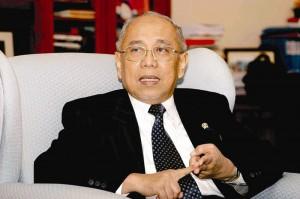 M. Yusuf Asy'ari, Menteri Perumahan Rakyat RI tahun 2004-2009.