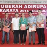 Para pemenang Anugerah Adipura IV