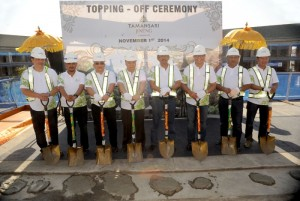Prosesi Topping Off