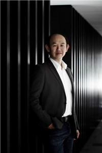 Iwan Sunito selaku Chief Executive Officer Crown Group