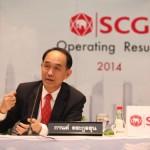 Kan Trakulhoon, President dan CEO SCG