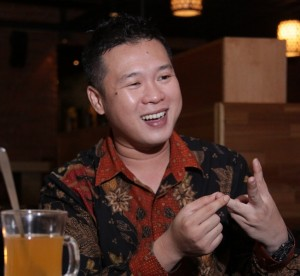 Andreas Audyanto, Promotion & Marketing Director PT Surya Agung Realti