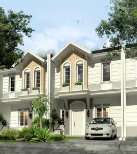 AZURA HOUSE Denah