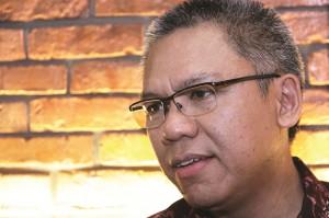 Ketua DPD REI DKI Amran Nukman