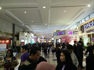 Suasana Indonesia Property Expo 2015