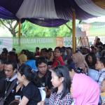 Suasana Peluncuran Perdana Grand Sutra, Rajeg, Tangerang