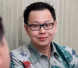 Marcellus Chandra, Presiden Direktur PT Prioritas Land Indonesia (PLI).