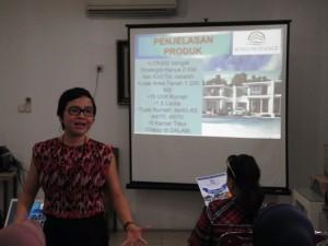 Pic 1 - Nathalia Sunaidi, CEO Samara Dana Propertia