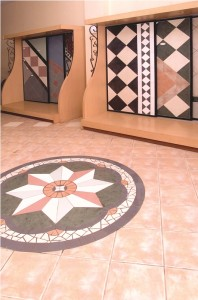 Arwana Keramik