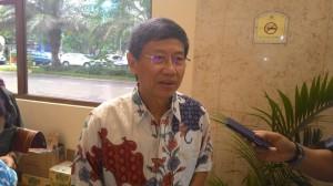 Presiden Direktur PT Jababeka S.D Darmono
