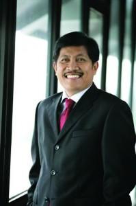 Ketua Kehormatan REI, DR Lukman Purnomosidi