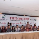 Press Conference CitraRaya di Ciputra World, Jakarta