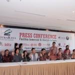 Press Conference CitraRaya di Ciputra World, Jakarta