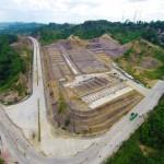 Salah satu Proyek BOS Land di Samarinda