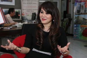 Rita Megawati, Principal LJ Hooker Gading-Serpong