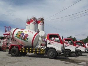 Jayamixni truk mixer
