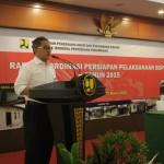 Plt. Dirjen Penyediaan Perumahan Kementerian PUPR Syarif Burhanuddin