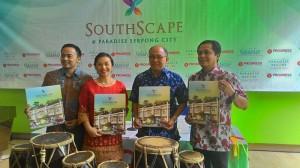 Direksi Progress Group pada Peluncuran Southscape Paradise Serpong City