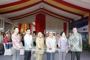 Ground Breaking ecoPlaza, fasilitas komersial & pendukung lifestyle yang ada di CitraRaya, Tangerang