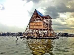Sekolah Mengapung Makoko, Nigeria (Lamudi.co.id)