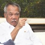 Menteri Pekerjaan Umum dan Perumahan Rakyat, Basuki Hadimuljono