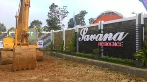 Savana Residence tawarkan rumah Rp 120 juta.