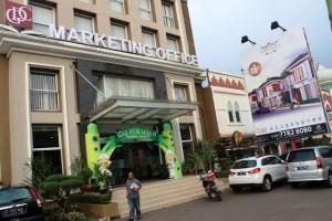 Kantor pemasaran Grand Depok City, berikan potongan harga hingga Rp200 juta.