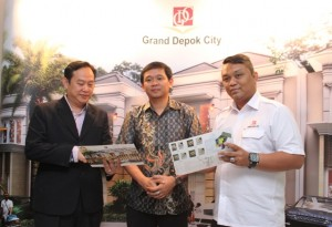 Press Conference Cluster Viscany Grand Depok City