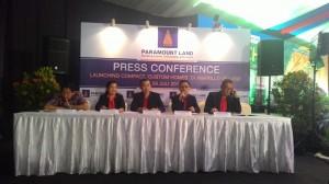 Press Conference Peluncuran Amarillo Village, Gading Serpong 29 Juli 2015.
