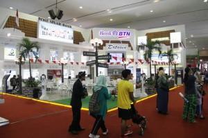 Suasana BTN Property Expo 2015