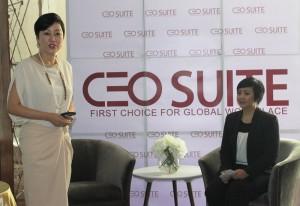 Press Conference CEO Suite