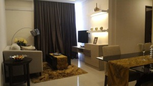 Show unit Grand Dadap City