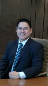 Michael Ginarto selaku Head of Crown Asia