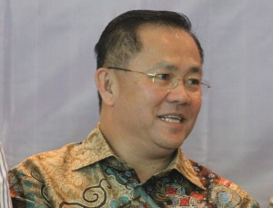 Ketua Umum DPP REI Eddy Hussy