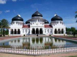 Ilustrasi - Masjid Raya Baiturrahman Banda Aceh