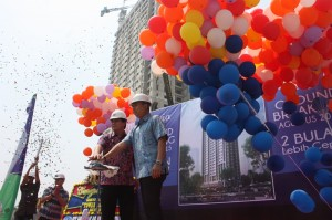 Ground Breaking Acacia Tower 2