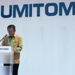 President Director of PT. SUMITOMO S.H.I. Construction Machinery Indonesia, Shoji UCHIDA