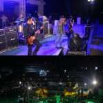 Lomba Band Akustik di kota Bandung, 21-22 Agustus 2015 lalu, dimana panggungnya terletak di Lantai 3 rooftop Lobby Apartment sedangkan penontonnya berada di lantai 1.