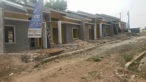 Progres pembangunan svana Residence