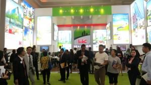 Stand HK Realtindo di REI Expo 2015