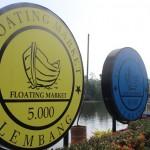 Floating Market yang dikelola Perisai Group di Lembang Bandung