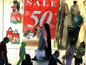 Diskon besar-besaran belanja di Dubai Shopping Festival