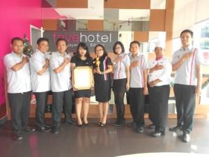 Jajaran Favehotel Padjajaran Bogor