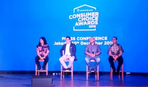 Press conference Rumah123 Consumer Choice Award 2015