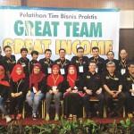Tim Property&Bank usai pelatihan