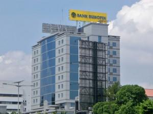 Salah satu gedung perkantoran di Kawasan MT Haryono