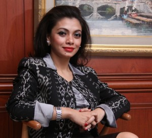Ayla Dewi A. Aldjufrie, MBA, owner Property Consultant Ayla and Associate