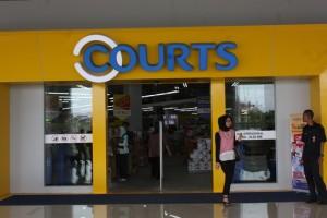 Courts Megastore BSD City